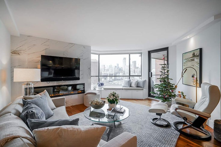 1005 1450 PENNYFARTHING DRIVE - False Creek Apartment/Condo for sale, 2 Bedrooms (R2523643)
