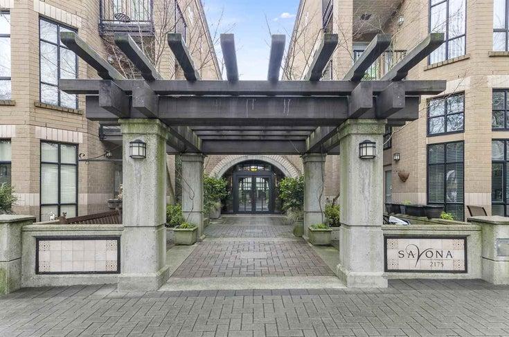 257 2175 SALAL DRIVE - Kitsilano Apartment/Condo for sale, 2 Bedrooms (R2539633)