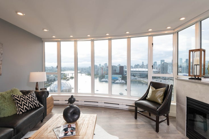 2502 1188 Quebec St - Downtown VE Apartment/Condo for sale, 2 Bedrooms (R2496488)