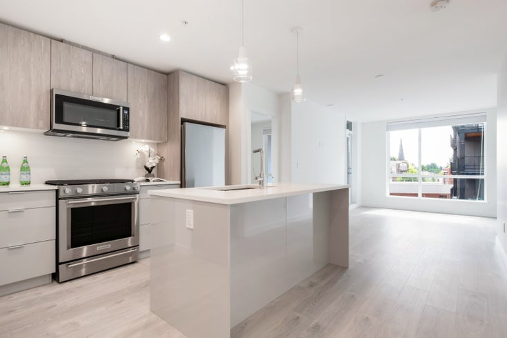 519 108 E 8th St - Central Lonsdale Apartment/Condo for sale, 2 Bedrooms