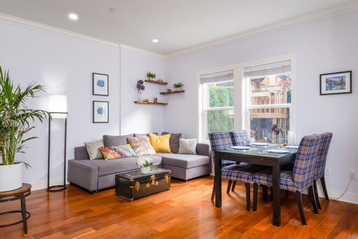 1481 EAST 20TH AVENUE - Knight Townhouse for sale, 3 Bedrooms (R2511265)