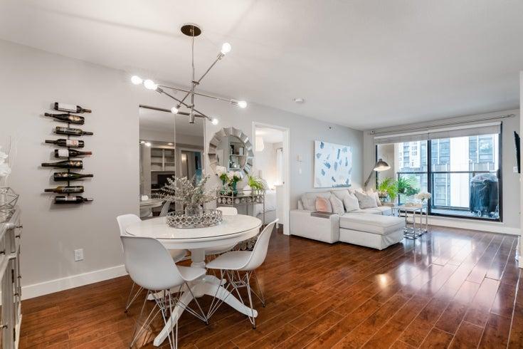 505 488 HELMCKEN STREET - Yaletown Apartment/Condo for sale, 2 Bedrooms