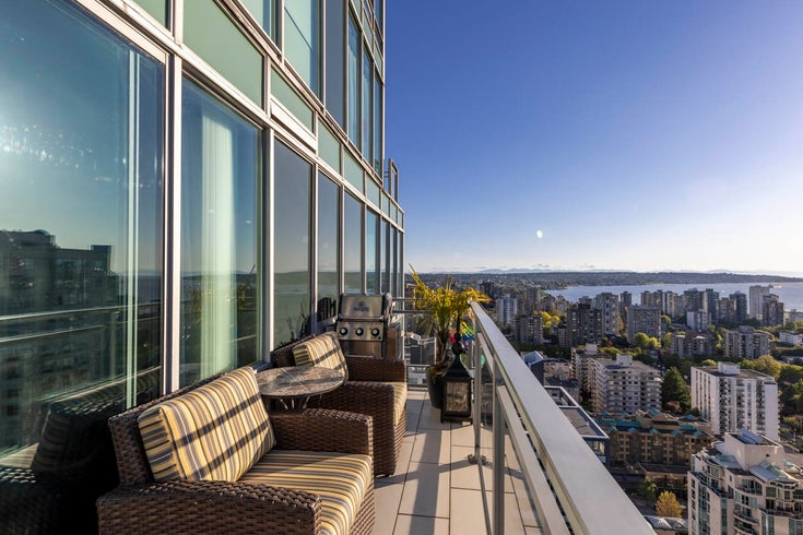 3406 1288 W Georgia - West End VW Apartment/Condo for sale, 2 Bedrooms (R2603803)
