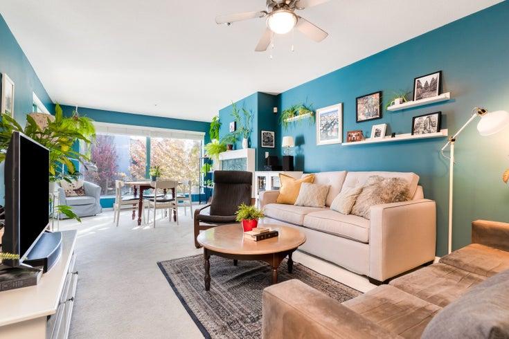 205 3131 Main St - Mount Pleasant VE Apartment/Condo for sale, 1 Bedroom (R2619256)