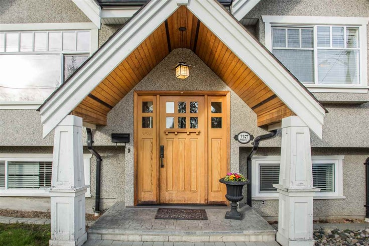 2257 KING ALBERT AVENUE - Central Coquitlam House/Single Family for sale, 5 Bedrooms (R2338682)
