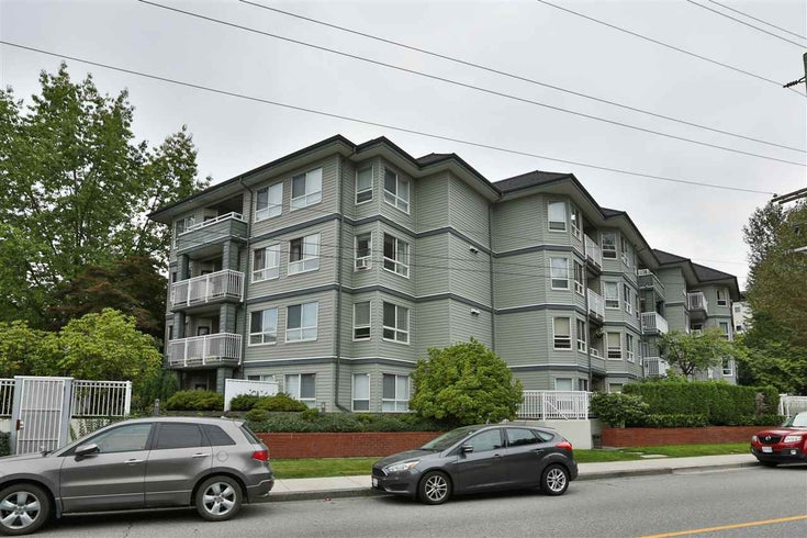 102 2439 WILSON AVENUE - Central Pt Coquitlam Apartment/Condo for sale, 1 Bedroom (R2404488)