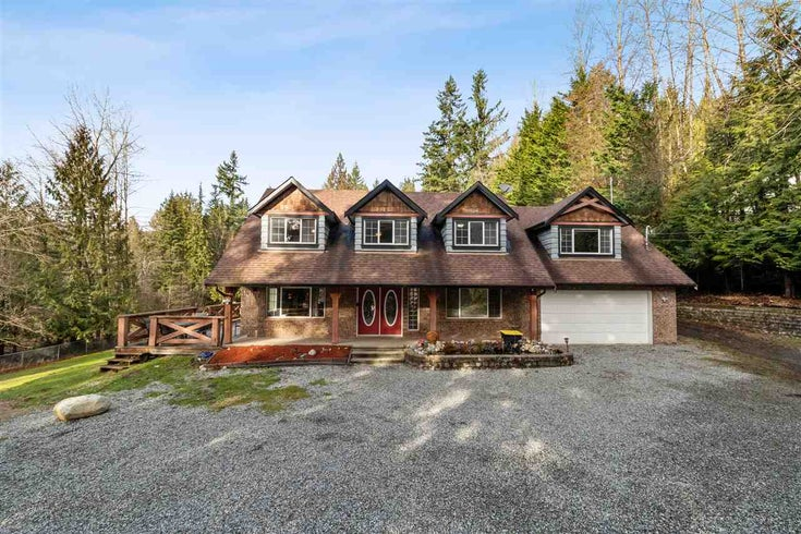 32525 RICHARDS AVENUE - Mission BC House with Acreage for sale, 3 Bedrooms (R2433602)