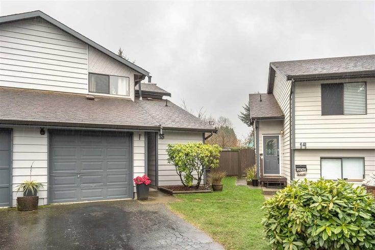 15 21550 CHERRINGTON AVENUE - West Central Townhouse for sale, 3 Bedrooms (R2448261)