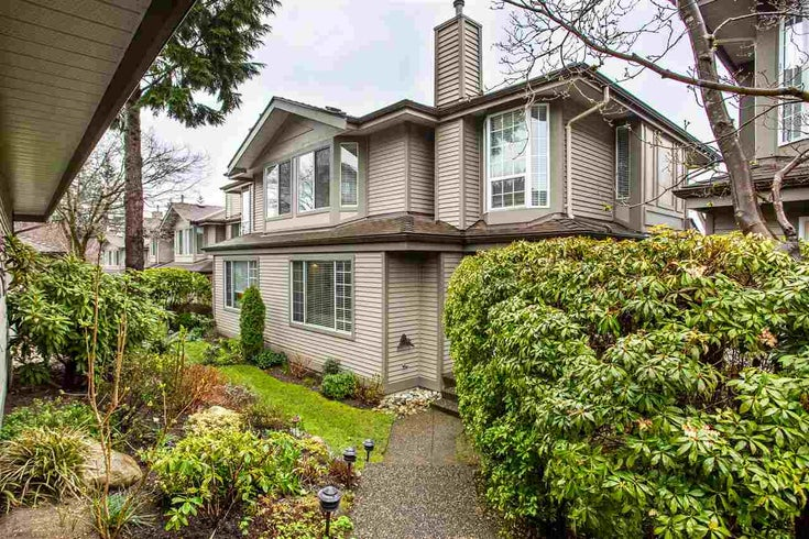 114 2880 PANORAMA DRIVE - Westwood Plateau Townhouse for sale, 4 Bedrooms (R2448387)