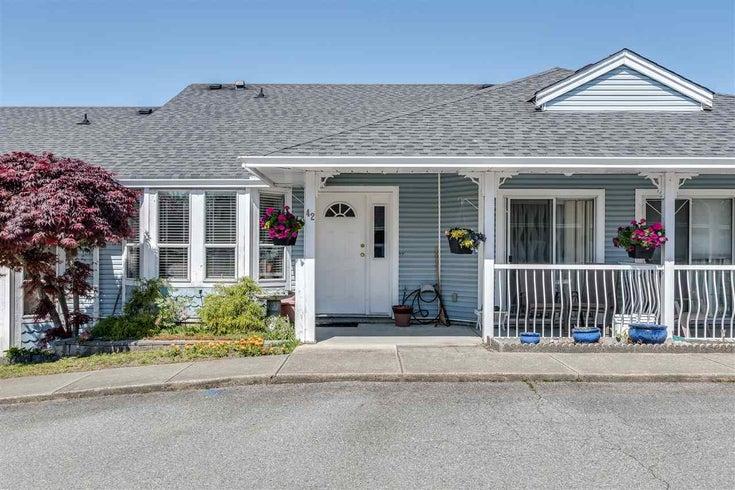 42 20554 118 AVENUE - Southwest Maple Ridge Townhouse for sale, 2 Bedrooms (R2455120)