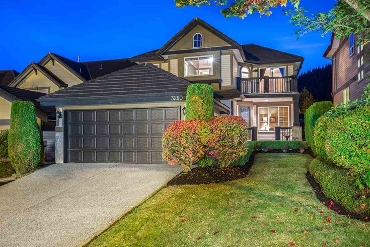 3260 CHARTWELL GRN DRIVE - Westwood Plateau House/Single Family for sale, 5 Bedrooms (R2483838)