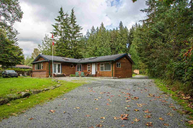 11268 280 STREET - Whonnock House/Single Family for sale, 3 Bedrooms (R2503883)