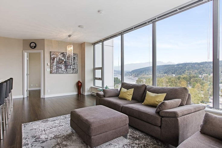1805 301 CAPILANO ROAD - Port Moody Centre Apartment/Condo for sale, 2 Bedrooms (R2506104)