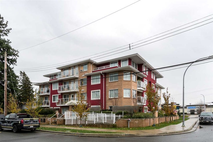 204 1990 WESTMINSTER AVENUE - Glenwood PQ Apartment/Condo for sale, 1 Bedroom (R2520164)