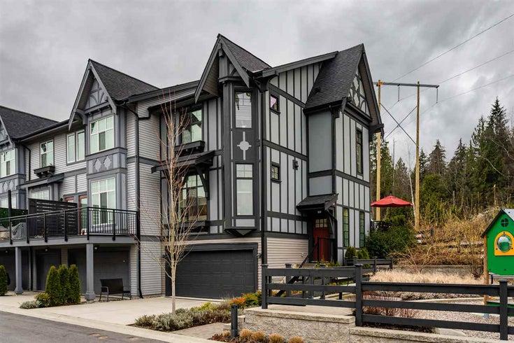 1 1221 ROCKLIN STREET - Burke Mountain Townhouse for sale, 4 Bedrooms (R2558549)