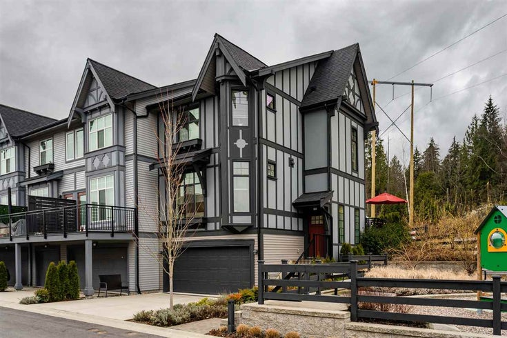 1 1221 ROCKLIN STREET - Burke Mountain Townhouse for sale, 4 Bedrooms (R2559150)