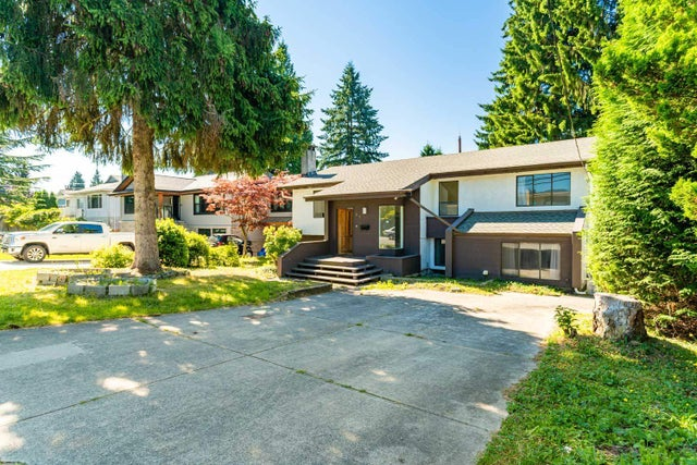 1572 REGAN AVENUE - Central Coquitlam House/Single Family for sale, 6 Bedrooms (R2598818)