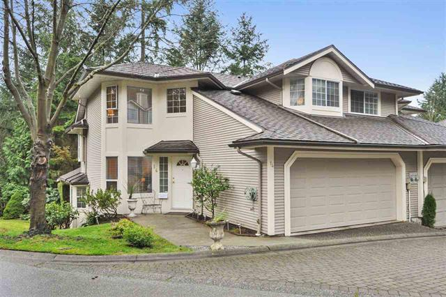#14 101 PARKSIDE DRIVE - Heritage Mountain Townhouse for sale(R2336738)