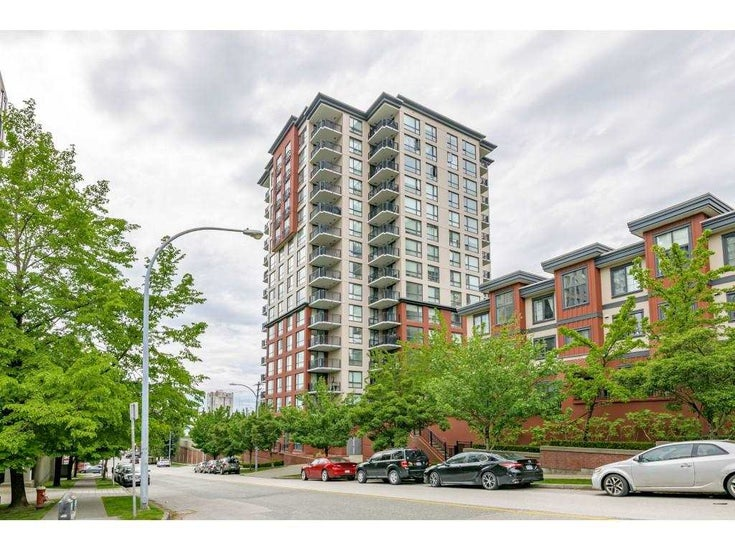 #1305 833 AGNES STREET - Downtown NW Apartment/Condo for sale(R2574533)