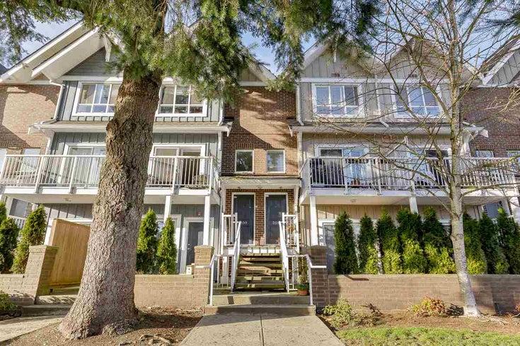 #208 1661 FRASER AVENUE - Glenwood PQ Apartment/Condo for sale(R2549101)