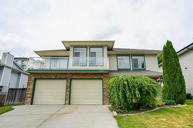 32409 BADGER AVENUE - Mission BC House/Single Family for sale(R2382172)