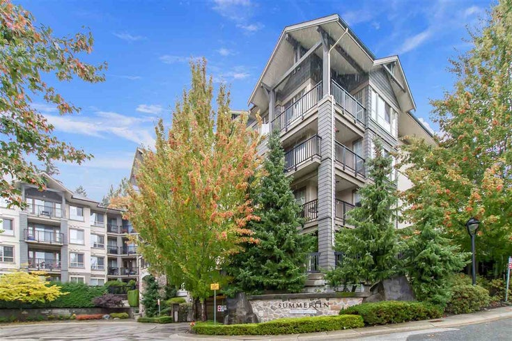 103 2969 WHISPER WAY - Westwood Plateau Apartment/Condo for sale(R2469890)