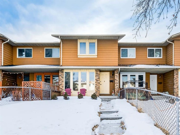 166 Midbend Place SE - Midnapore Row/Townhouse for sale, 3 Bedrooms (A1063234)