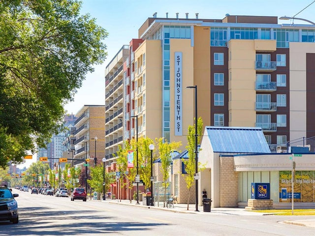 203, 1110 3 Avenue NW - Hillhurst Apartment for sale, 2 Bedrooms (A1098153)