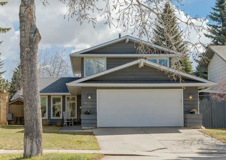 76 Midpark Drive SE - Midnapore Detached for sale, 4 Bedrooms (A1102225)