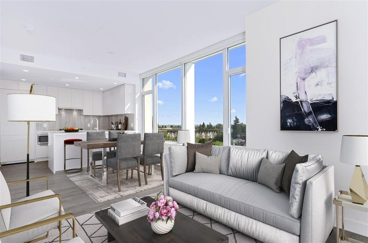 605 5051 IMPERIAL STREET - Metrotown Apartment/Condo for sale, 2 Bedrooms (R2426499)