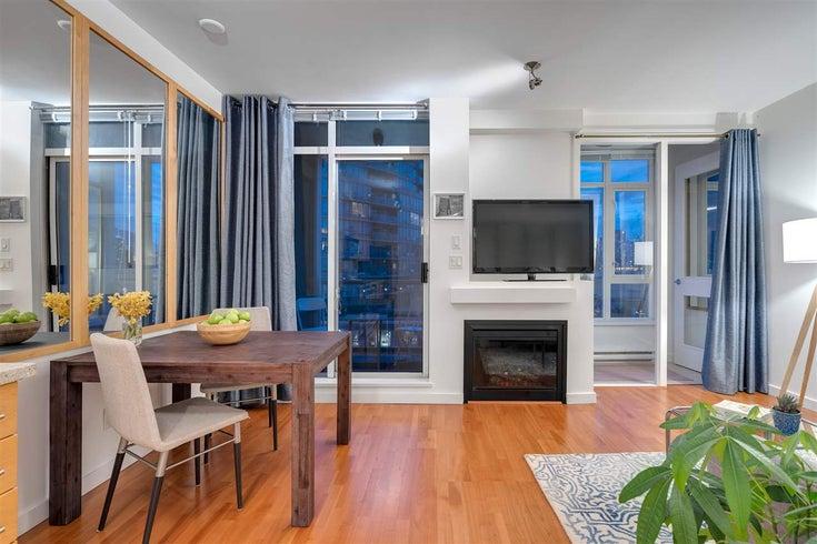 504 2055 YUKON STREET - False Creek Apartment/Condo for sale, 1 Bedroom (R2436758)