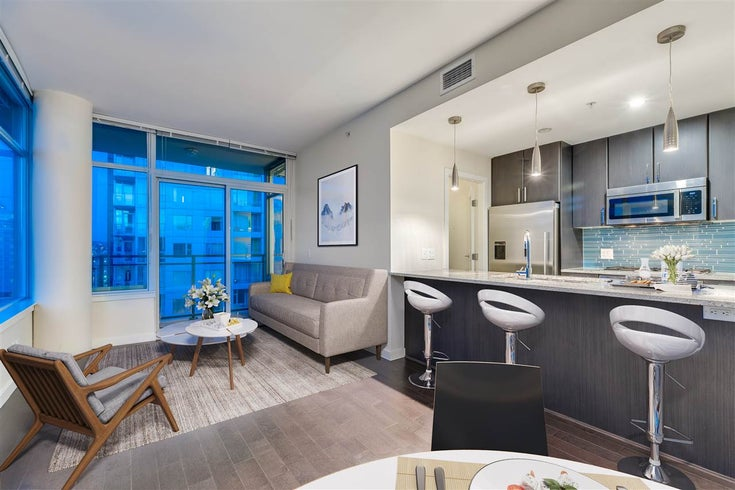 1109 38 W 1ST AVENUE - False Creek Apartment/Condo for sale, 2 Bedrooms (R2438405)