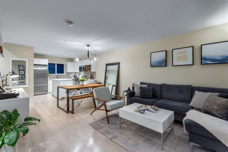 205 1190 W 6TH AVENUE - Fairview VW Townhouse for sale, 2 Bedrooms (R2438527)