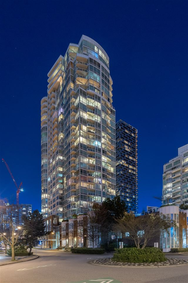 606 1500 HORNBY STREET - Yaletown Apartment/Condo for sale, 2 Bedrooms (R2447198)
