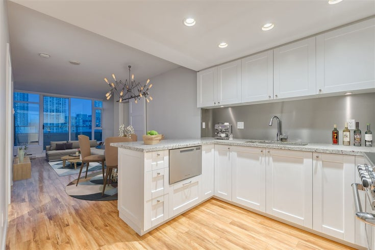 706 1133 HOMER STREET - Yaletown Apartment/Condo for sale, 2 Bedrooms (R2468082)