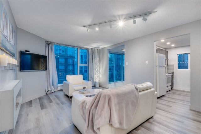 603 1155 HOMER STREET - Yaletown Apartment/Condo for sale, 1 Bedroom (R2585397)