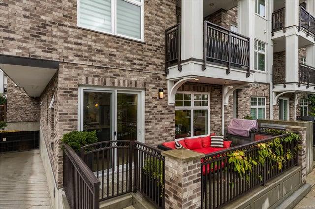 101 1765 Oak Bay Ave - Vi Rockland Condo Apartment for sale, 2 Bedrooms (877177)
