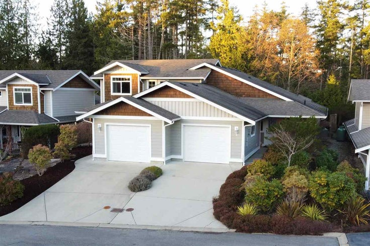 5 12710 Lagoon Road - Pender Harbour Egmont Townhouse for sale, 1 Bedroom (R2521754)