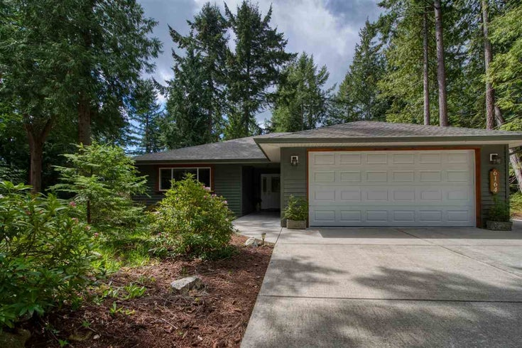 6164 Coracle Drive - Sechelt District House/Single Family for sale, 2 Bedrooms (R2590022)