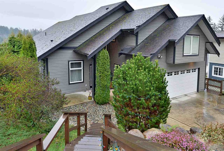 825 Bayview Heights Road - Gibsons & Area House/Single Family for sale, 4 Bedrooms (R2534308)