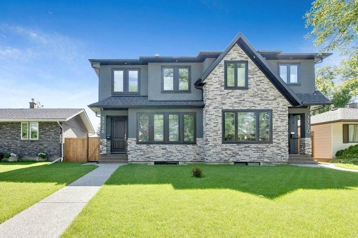 3728 44 ST SW - Glenbrook Semi Detached for sale, 4 Bedrooms (C4305663)