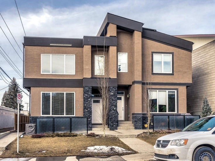 Calgary, Ab - Tuxedo Park Semi Detached for sale(C4241190)