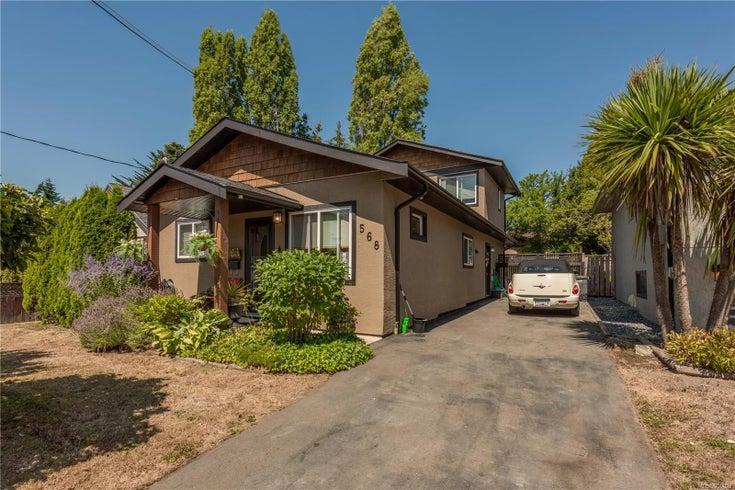 568 Whiteside St - SW Tillicum Single Family Detached for sale, 4 Bedrooms (850822)
