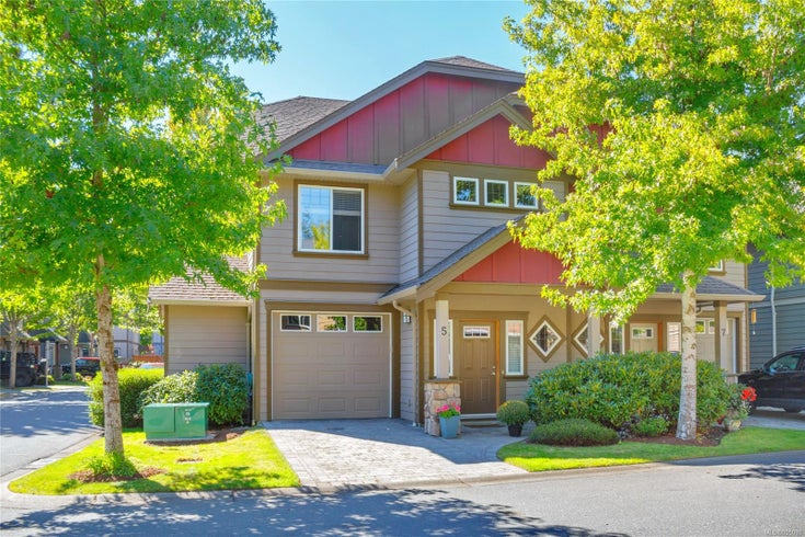 5 2210 Sooke Rd - Co Hatley Park Row/Townhouse for sale, 3 Bedrooms (855090)