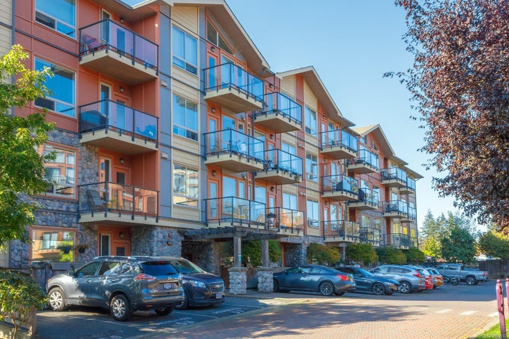 207 825 Goldstream Ave - La Langford Proper Condo Apartment for sale, 2 Bedrooms (860612)