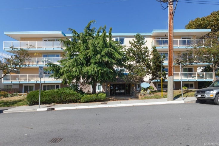 303 1146 View St - Vi Downtown Condo Apartment for sale, 2 Bedrooms (874034)