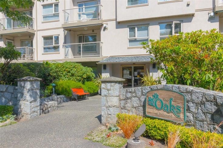 306 1715 Richmond Ave - Vi Jubilee Condo Apartment for sale, 2 Bedrooms (878533)