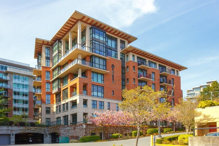306 827 Fairfield Rd - Vi Downtown Condo Apartment for sale, 2 Bedrooms (885022)