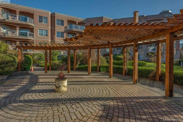 101 405 Quebec St - Vi James Bay Condo Apartment for sale, 2 Bedrooms (843538)