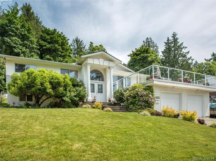 6453 Central Saanich Rd - CS Tanner Single Family Detached for sale, 5 Bedrooms (379144)